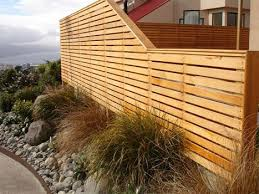 Landscaping Cedar Fence Fence Design Modern Fence