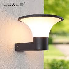 outdoor patio wall lights cast aluminum
