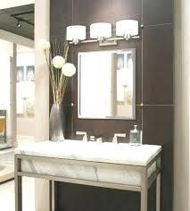 bathroom recessed lighting design zones
