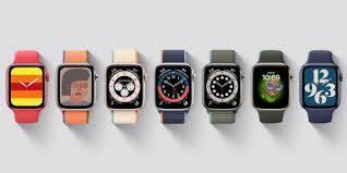 Apple Reveals New Series 6 Smart Watch