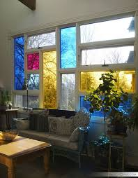 stained glass in your house 33 modern