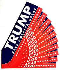 President Donald Trump 2020 Car Stickers Bumper Wall Sticker Keep Make America Great Decal For Car Styling Sticker Buy Presidential Election Donald Trump Sticker Product On Alibaba Com
