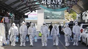 south korea goes on high alert over