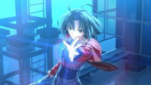 meet ryougi shiki once again the