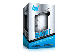bpi bam featuring a fairly simple but