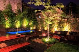Outside Lights How To Design Your Garden Lighting