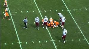 Marlon Walls/Daniel McCullers Sack Tennessee vs. South Carolina ...