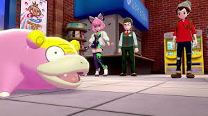 Pokémon Sword And Shield Update 1.1.0 Introduces Galarian Slowpoke ...