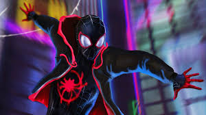 22 spider man into the spider verse