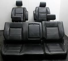 2008 nissan titan front back rear seat