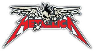 Metallica Skull Logo Sticker Car Bumper Decal 3 5 6 Or 8 Ebay