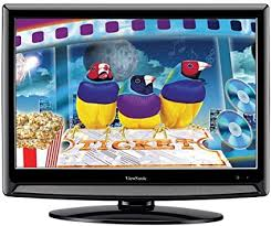 Amazon Com Viewsonic N2201w 22 Inch Lcd Tv With Built In Dvd Player Electronics