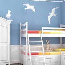 Seagull Vinyl Wall Sticker Oakdene Designs Kids Room Wall Decals Cloud Wall Decal Kids Wall Decals