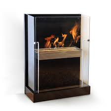 bio ethanol freestanding fireplace af42