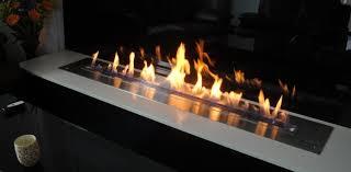 ventless ethanol burner home fireplace