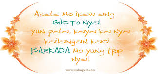 collection of quotes for depressed individuals tagalog quotes and