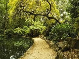 best secret gardens and parks in melbourne