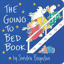 bed book by sandra boynton
