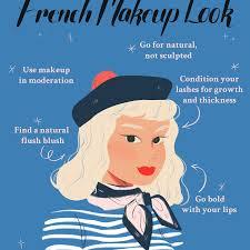 6 french makeup tips parisian women