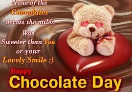 happy chocolate day wishes for boyfriend happy chocolate day