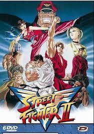 street fighter ii v serie tv 1995