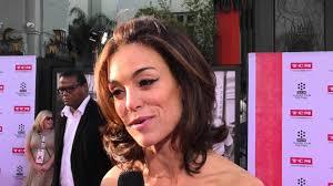 2016 TCM Classic Film Festival - Carpet Chat with Jennifer Grant ...