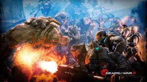 gears of war 3 contre wallpaper