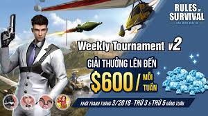 19h tối nay Rules of Survival mobile có gì hot? - Infogame