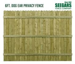 Residential Wood Fence Installations Wooden Gates Fences Seegars