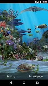 3d aquarium live wallpaper hd apk