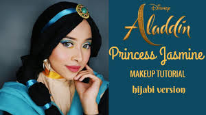 princess jasmine makeup micephan