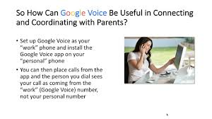 Google Voice Tutorial - YouTube