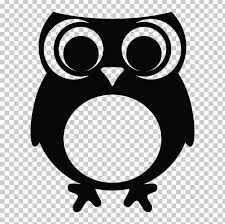 Owl With Big Eyes For Kids Room Decals Wall Stickers Mural Vinyl M0256 Wall Decal Beak