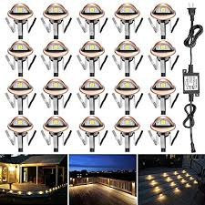 low voltage led deck lights kit f1 38
