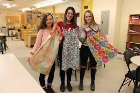 Torbay students make dresses from pillow cases for orphans in Uganda |  Regional-Lifestyles | Lifestyles | SaltWire