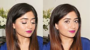 easy makeup for indian skin tone