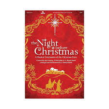 The Night Before Christmas Choral Book - LifeWay