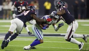 Texans signing LB Kennan Gilchrist to practice squad - Houston ...