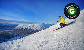 alyeska resort in girdwood ak groupon