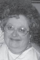 Priscilla Perry - Obituary