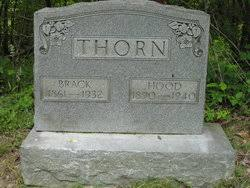William Brack Thorn (1861-1932) - Find A Grave Memorial