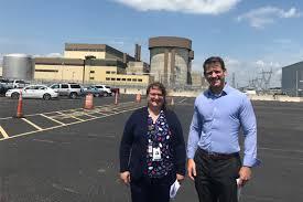 U.S. Rep. Adam Kinzinger Visits Braidwood, Advocates For Nuclear