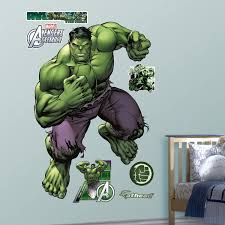 Hulk Wall Decal Wayfair