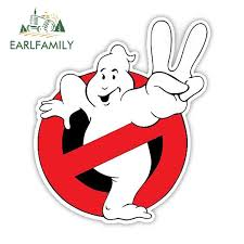 13cm X 11 2cm Car Styling Ghostbusters Decal Funny Cartoon Sticker Waterproof Auto Motor Decor Graphics Car Stickers Wish