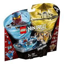 Con Quay Lốc Xoáy Nước Và Lốc Xoáy Tối Thượng LEGO 70663