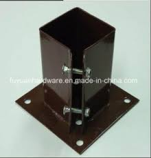 Fence Post Brackets For Wood