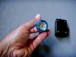 camera detector remote control