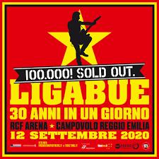 Ligabue Fans Club Facebook - 帖子