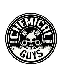Lab119 Chemical Guys Logo Stickers 8inch Die Cut Circle Detail Garage Jacksonville Fl