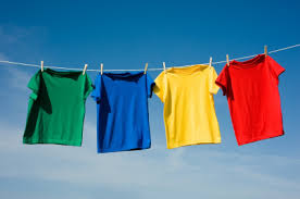 making a clothesline thriftyfun